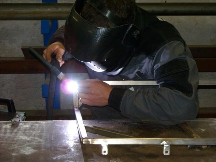 Wir freuen uns sehr auf die Ausbildung unserer Mitarbeiter und somit immer 6-8 Mann auf Kurse und Schulungen konzentriert.
